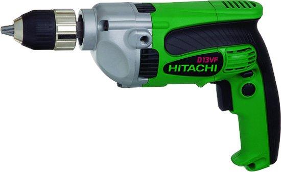 Hitachi D13VF Boormachine - 13mm - 710W voor €77 @ Bol.com