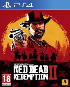 [BE] Red Dead Redemption 2 PS4/xbone € 52,95 of € 47,95​! met code