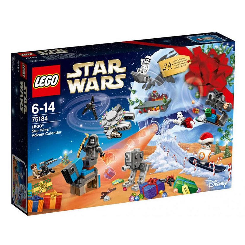 LEGO Star Wars adventskalender voor €22,79 @ Intertoys.nl