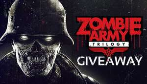 Zombie Army Trilogy (PC) gratis @ Gamesessions