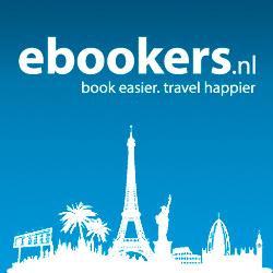 16% korting op hotelboeking door kortingscode @ Ebookers