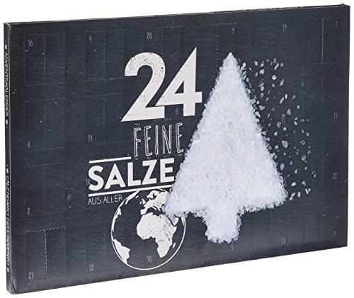 Adventskalender met zout voor €14,45 @ Amazon.de