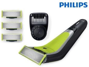 Philips OneBlade Pro + 3 Vervangende Mesjes @IBOOD