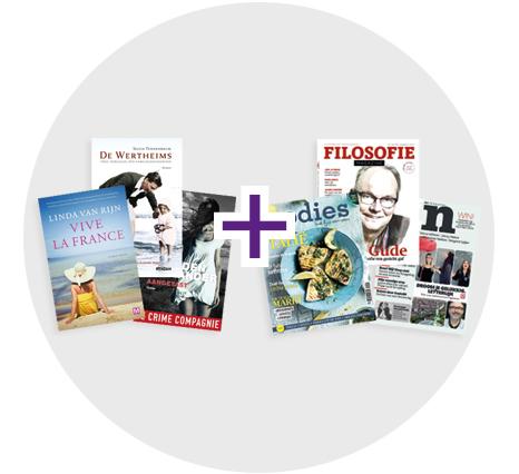 alle bladen lezen eerste maand gratis, per maand opzegbaar