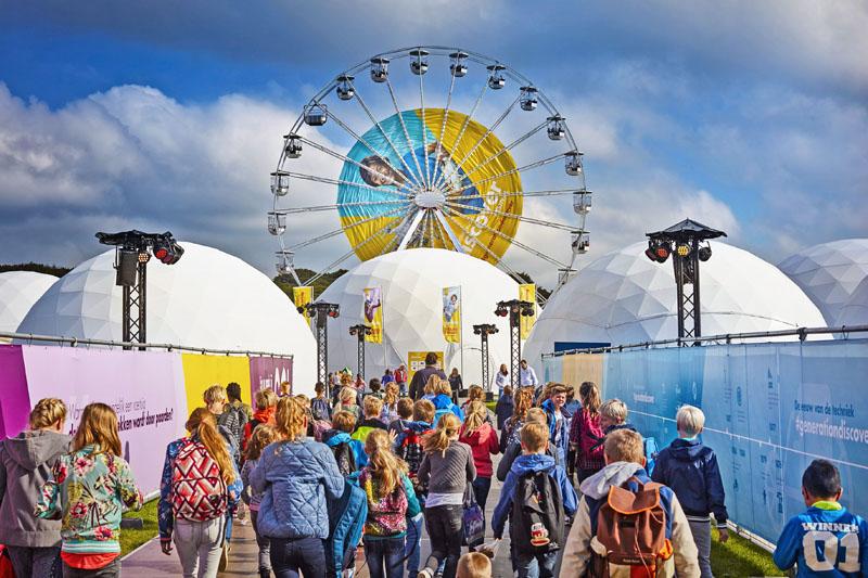 Dit weekend gratis naar Generation Discover Festival @ Malieveld Den Haag