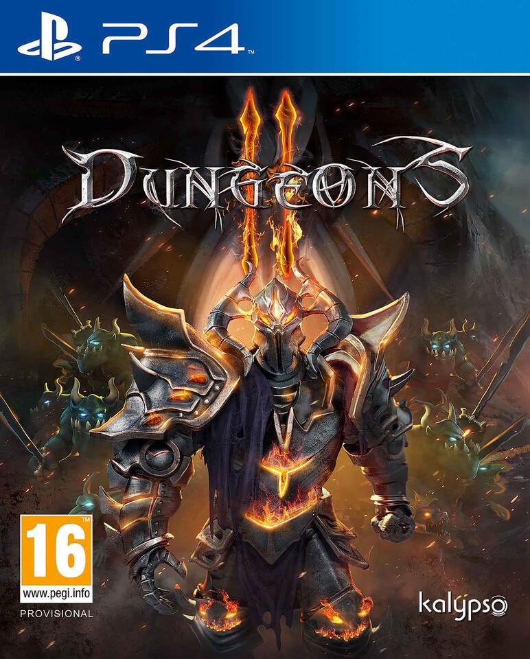 Dungeons 2 (PS4) voor €7,48 @ Zavvi