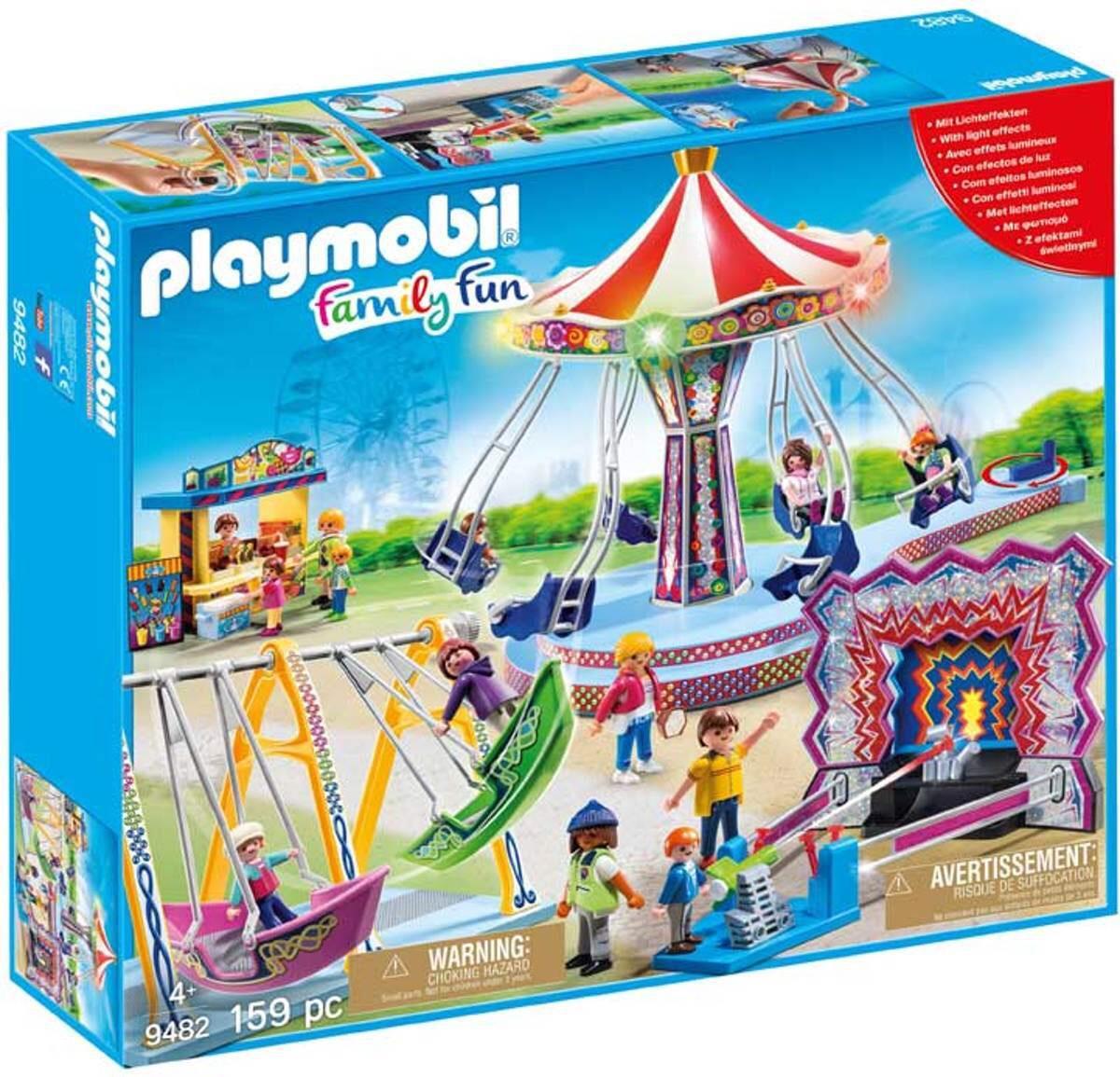 Playmobil - Family Fun kermis 9482