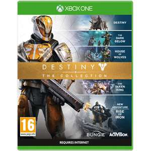 Destiny the Collection XboxOne Intertoys