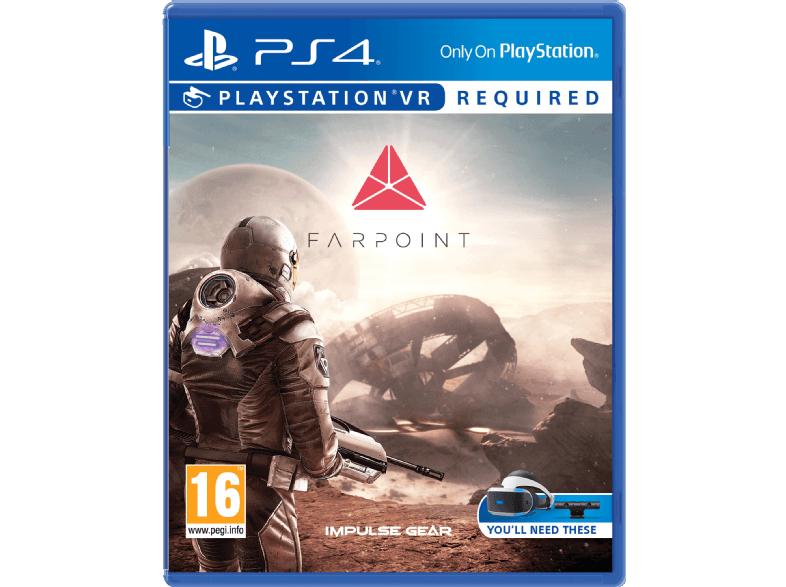 Farpoint VR (PS4) voor €9,99 @ Media Markt