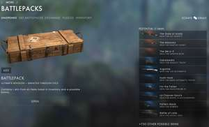 Gratis 25 Battlepacks voor Battlefield 1