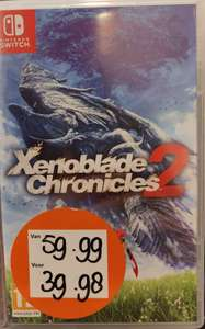 Xenoblade Chronicles 2 (Switch) | Intertoys Almere