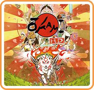 Okami HD voor Nintendo Switch (Download/USA versie!)