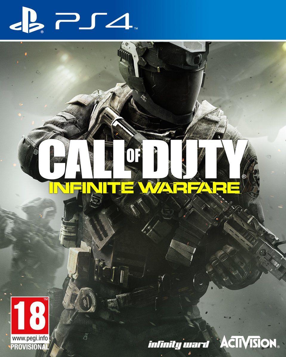 Call of Duty: Infinite Warfare - PS4 (PC 3,39)