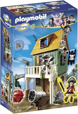 Playmobil geheime piratenvesting @Kruidvat
