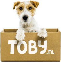 Gratis 6 tot 15 kilo hondenvoer t.w.v 15,- @ Toby voor 2,- verzendkosten (opzegbaar abo)