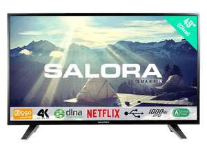 "Salora 49UHS3500 49"" 4K Smart TV voor €321,75 @ Media Markt"