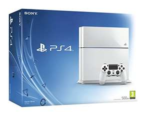 [UPDATE] Playstation 4 (wit of zwart) + The Witcher 3 + Project Cars + The Order of TLOU Remastered voor €397,51 @ Amazon.co.uk