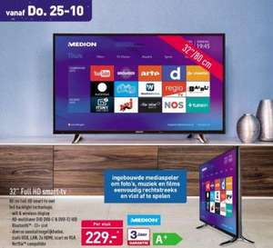 32 inch Full HD Medion TV