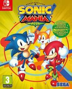 Sonic Mania Plus - Switch