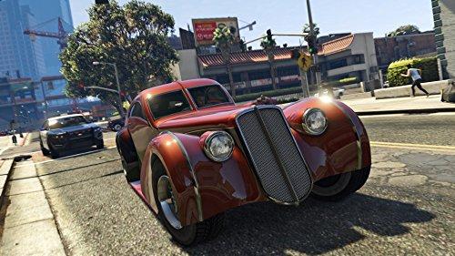 Grand Theft Auto 5 (GTA V) [PC, Playstation 4 en Xbox One] voor €14,99 @ Amazon.de