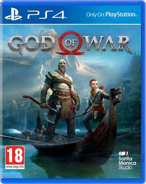 God of war (PS4) 29,99 bij Nedgames