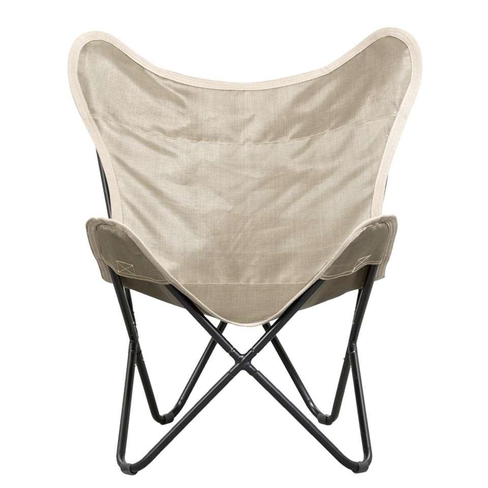 Relax vlinderstoel, 50% bij Leen Bakker