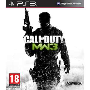 Call of Duty: Modern Warfare 3 (PS3) voor €10 @Bart Smit