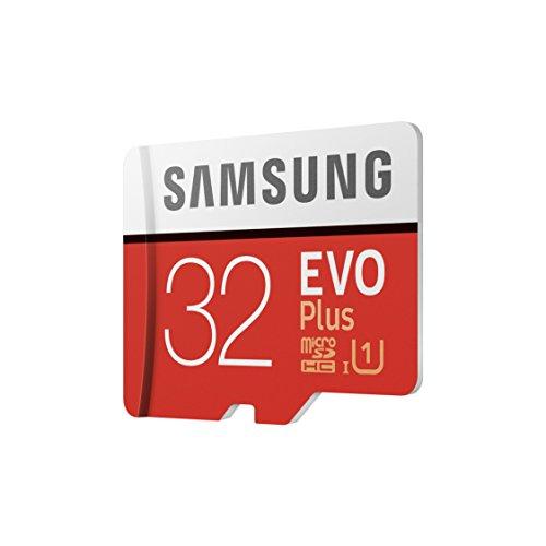 Samsung EVO Plus Micro SD 32GB @ Amazon.de