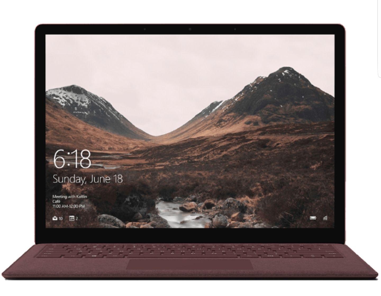 TOT 10 UUR!!!!, tot € 250,- korting op alle Microsoft Surface laptops!