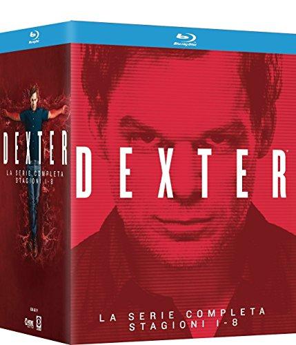 Dexter: Seizoen 1-8 (Blu-Ray) voor €34,22 @ Amazon.it