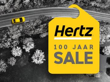 30% korting wereldwijd op autoverhuur @ Hertz