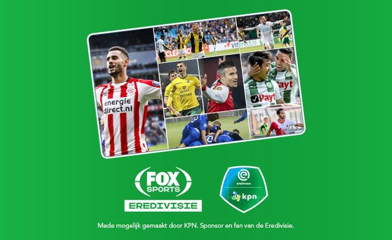 voor 500 Airmiles (+ 100 miles admin,) Fox Sport Eredivisie tot eind van het jaar kijken, voor KPN  abonnees, anders krijg je 5 dagpassen.