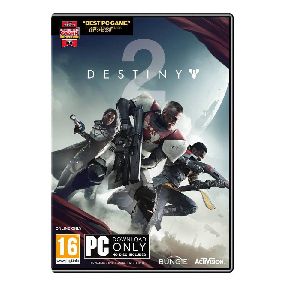 Destiny 2 (PC) voor €9,95 @ Wehkamp