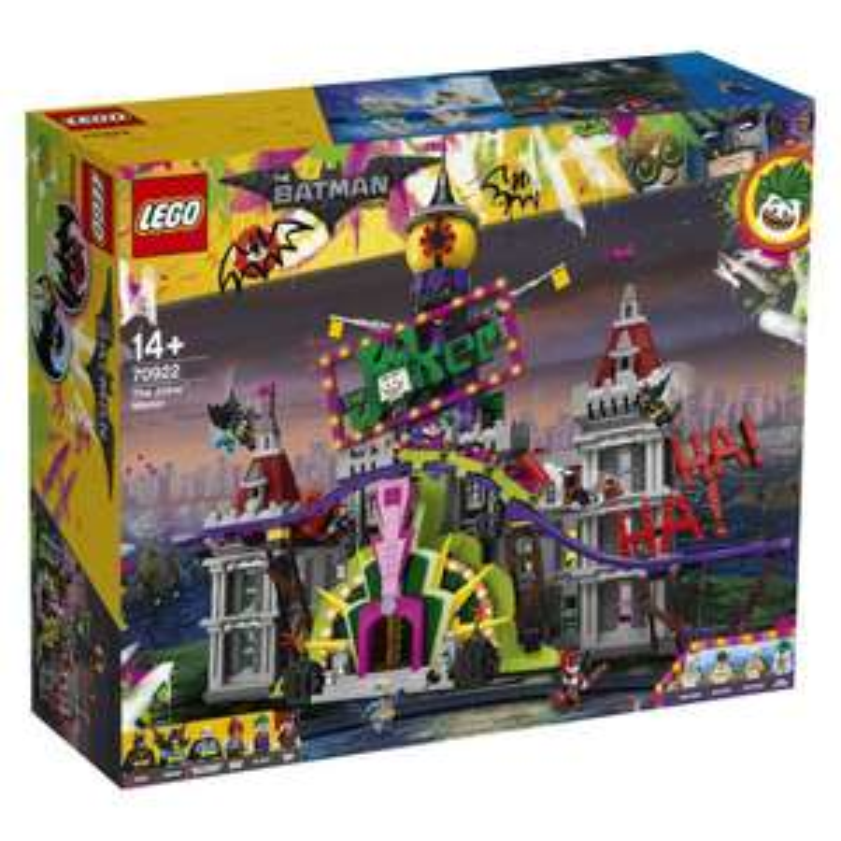 [BE] LEGO The Joker Manor - 70922