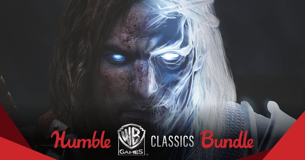 Humble WB Games Classics Bundle vanaf €0,88 @ HumbleBundle