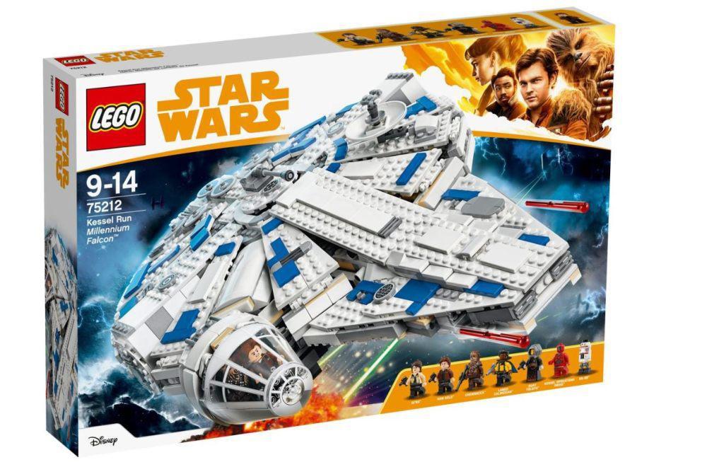 LEGO Kessel Run Millennium Falcon™ (75212)