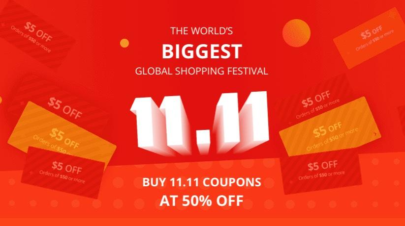 Big Sale van AliExpress komt eraan!
