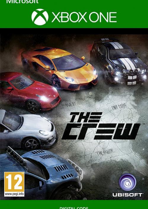 The Crew (Xbox One) Digitale Code voor €1,93 @ CDkeys