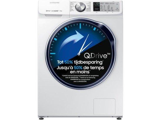 Samsung Quickdrive WW91M642OBA/En