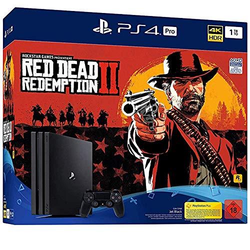 PlayStation 4 Pro Red Dead Redemption 2 Bundel voor 388,99 @ Amazon.de