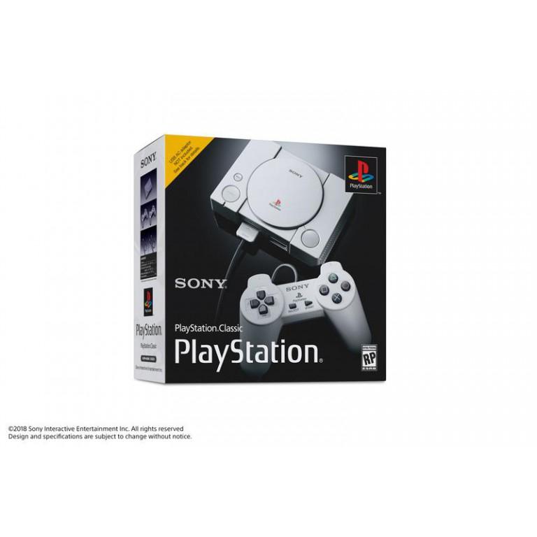PlayStation Classic voor €94,99 @ Fun België