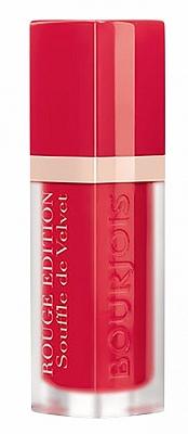 84% korting op Bourjois Rouge Edition Souffle De Velvet 06 Cherryleader lippenstift @Drogisterij.net