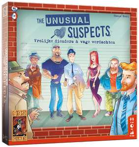 Unusual Suspects 999 games