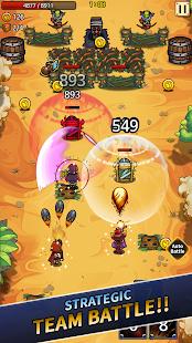 Wonder Knights VIP: Retro Shooter RPG game gratis @ Google Play-store