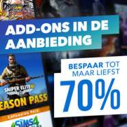 Add-ons tot 70% korting @ Playstation Store