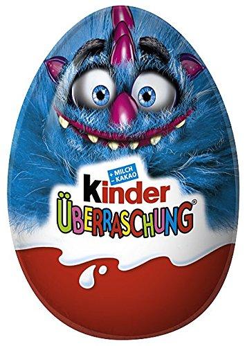 72 kinder surprise eieren voor maar €16,02 @Amazon.de