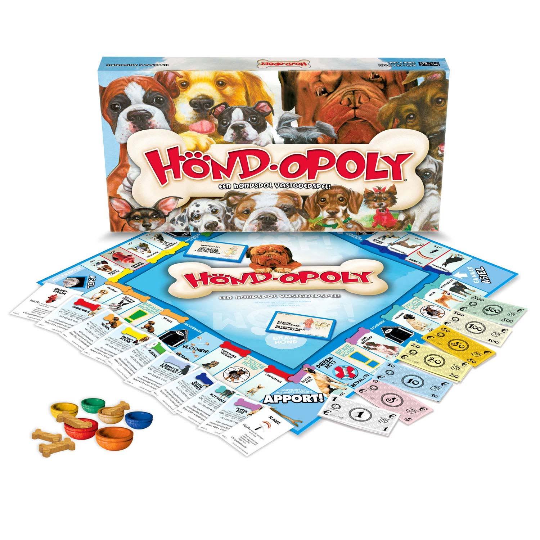 Hondopoly Gezelschapsspel @Lobbes