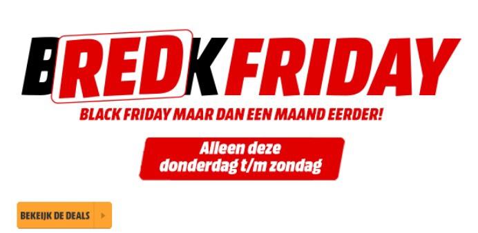 Red Friday bij Media Markt