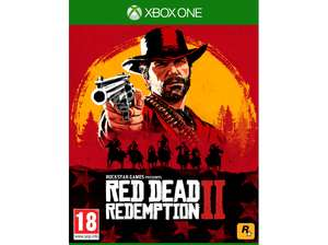Microsoft Xbox One X (1TB) + FORZA MOTORSPORT 7 + FORZA HORIZON 4 + Red Dead Redemption 2