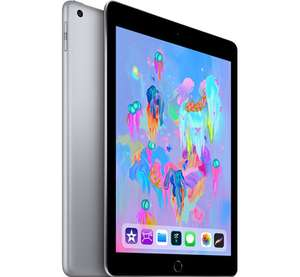 Apple iPad 2018 32GB Spacegrijs of Zilver voor €299 @MyCom